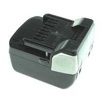 Аккумулятор для шуруповерта Hitachi BSL 1415, BSL 1430 3.0Ah 14.4V черный