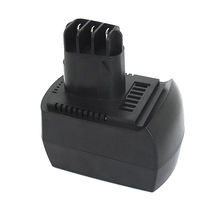 Аккумулятор для шуруповерта Metabo 6.25473 3.0Ah Ni-MH 12V черный