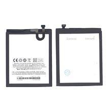 Оригинальная аккумуляторная батарея для смартфона MeiZu BA621 M5 Note 3.85V Silver 4000mAh 15.40Wh