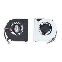 Вентилятор для ноутбука Fujitsu Lifebook LH531, BH531 5V 0.5A 4-pin Xuirdz