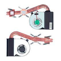 Система охлаждения для ноутбука Asus 5V 0,45А 3-pin ADDA K55D, K55DR