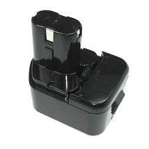 Аккумулятор для шуруповерта Hitachi EB 1212S DN12DY 1.5Ah 12V черный Ni-Cd
