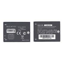 Оригинальная аккумуляторная батарея для смартфона Alcatel CAB31L0000C1 One Touch 3.7V Black 1000mAh 3.7Wh