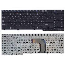 Клавиатура для ноутбука DNS (MB50) Black, (No Frame) RU