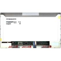 "Матрица для ноутбука 15,6"", Normal (стандарт), 40 pin (снизу слева), 1366x768, Светодиодная (LED), без креплений, глянцевая, AU Optronics (AUO), B156XTN02.1"