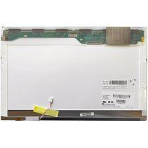 "Матрица для ноутбука 15,4"", Normal (стандарт), 30 pin (сверху справа), 1280x800, Ламповая (1 CCFL), без креплений, глянцевая, LG-Philips (LG), LP154WX4(TL)(C3)"