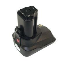 Аккумулятор для шуруповерта Metabo PowerImpact 12 1.5Ah 10.8V черный
