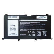 Аккумуляторная батарея для ноутбука Dell 357F9 15-7000 11.4V Black 4400mAh OEM