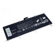 Аккумуляторная батарея для ноутбука Dell 08WP5J Venue 10 Pro 5000 3.7V Black 8720mAh