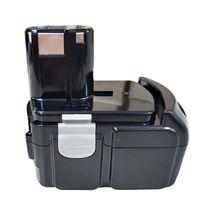 Аккумулятор для шуруповерта Hitachi EB 1826HL CJ18DL 3.0Ah 18V черный Ni-Cd