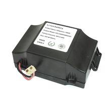 Аккумулятор для гироскутера 10S2P для гироскутера (гироборда) Li-ion 36V 4.4Ah Черный