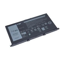 Аккумуляторная батарея для ноутбука Dell 357F9 Inspiron 15 7000 11.1V Black 6330mAh