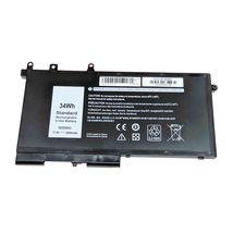 АКБ Dell 3DDDG Latitude E5580 11.4V Black 3000mAh OEM