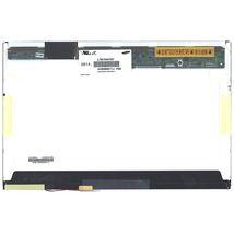 "Матрица для ноутбука 15,4"", Normal (стандарт), 30 pin (сверху справа), 1280x800, Ламповая (1 CCFL), без креплений, глянцевая, Samsung, LTN154AT07"