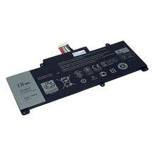 Аккумуляторная батарея для ноутбука Dell 074XCR Venue 8 Pro 5830 3.7V Black 4864mAh OEM
