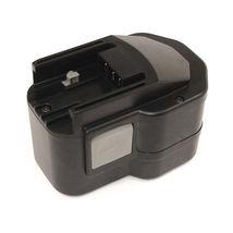 Аккумулятор для шуруповерта AEG B12 3Ah 12V черный