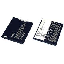 Аккумуляторная батарея для смартфона Motorola HC40 Moto C 3.8V Black 2245mAh 8.6Wh