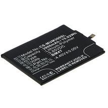 Аккумуляторная батарея для смартфона Xiaomi CS-MUM300SL Redmi 3 3.85V Black 3900mAh 15.02Wh