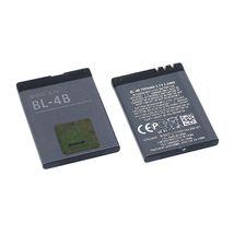 Аккумуляторная батарея для смартфона Nokia BL-4B 2630 3.7V Black 700mAh 2.6Wh