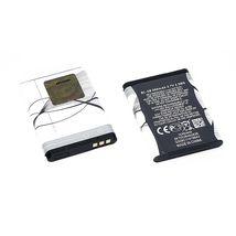 Аккумуляторная батарея для смартфона Nokia BL-5B 6060 3.7V Black 890mAh 3.3Wh