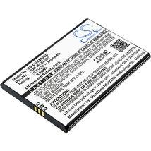 Аккумуляторная батарея для Doogee CS-DGX520SL X5 Max 3.7V White 2400mAh 8.88Wh