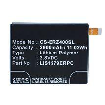 Аккумуляторная батарея для Sony CS-ERZ400S Xperia Z3+ Dual E6533 3.8V Black 2900mAh 11.02Wh