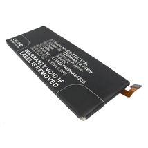 Аккумуляторная батарея для смартфона ZTE CS-ZTG717XL Blade S6 G717C 3.8V Black 2300mAh 8.74Wh