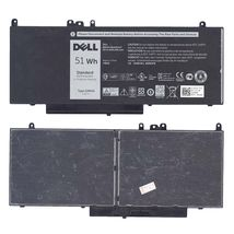 АКБ Dell G5M10 7.4V Black 6460mAh Orig