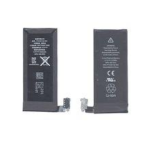 Оригинальная аккумуляторная батарея для смартфона Apple iPhone 4 Li-ion Polymer Battery 3.7V Black 1420mAhr 5.25Wh APN: 616-0512