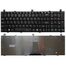 Клавиатура для ноутбука Acer Aspire (1800, 1801, 1802, 1804, 9500, 9502, 9503, 9504) Black, RU