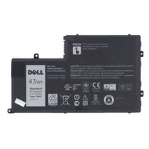 Аккумуляторная батарея для ноутбука Dell TRHFF 11.1V Black 3705mAh Orig