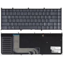 Клавиатура для ноутбука Dell Adamo (13) Black, RU