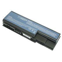 Аккумуляторная батарея для ноутбука Acer AS07B42 Aspire 5520 14.8V Black 5200mAh OEM