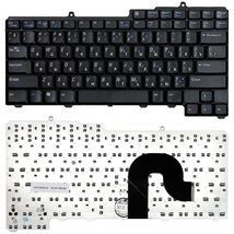 Клавиатура для ноутбука Dell Inspiron (1300, B120, B130) Latitude (120L) Black, RU