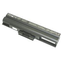 Аккумуляторная батарея для ноутбука Sony VGP-BPS13 Vaio VGN-AW 11.1V Black 4400mAh Orig