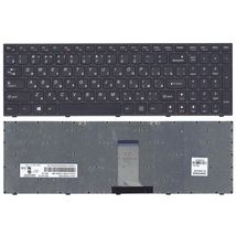 Клавиатура для ноутбука Lenovo IdeaPad (B5400, M5400) Black, (Black Frame), RU