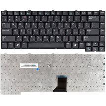 Клавиатура Samsung (M40, M45) Black, RU