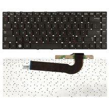 Клавиатура Samsung (Q430, QX410, SF410) Black, (No Frame), RU