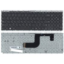 Клавиатура Samsung (RC510, RV511, RV513, RV520) Black, (No Frame), RU