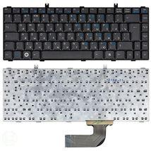 Клавиатура для ноутбука Fujitsu Amilo (LA1703) Black, RU (вертикальный энтер)