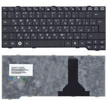 Клавиатура для ноутбука Fujitsu Amilo Pa3515, Pa3553, PA3575, P5710, Pi3525, Pi3540, Pi3650, Li3710, Sa3650, Si3655, Esprimo Mobile D9510, V6505, V6515, V6535, V6545, X9510  Black, RU (вертикальный энтер)