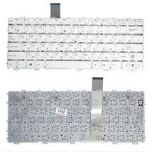 Клавиатура Asus EEE PC (1015) White, (No Frame) RU