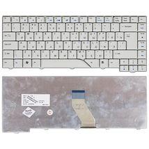 Клавиатура для ноутбука Acer Aspire 4710, 4520, 5315, 5520, 5710, 5710G, 5710Z, 5710ZG, 5720, 5920 White RU