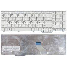 Клавиатура для ноутбука Acer Aspire (7000, 9300, 9400) White RU