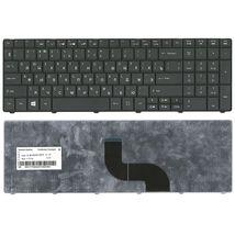 Клавиатура для ноутбука Acer Aspire Клавиатура Acer Aspire E1-521, E1-531, E1-531G, E1-571, E1-571G, TravelMate 5335, 5542, 5735, 5740, 5742, 5744, 7740, 8531, 8537, 8571, 8572, P253, P253-E, P253-M, P253-MG, P453,  Packard Bell EasyNote LE11, TE69 Black RU