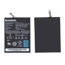 Оригинальная аккумуляторная батарея для планшета Lenovo L12T1P31 Ideapad A2107 3.7V Black 3700mAh 13.7Wh