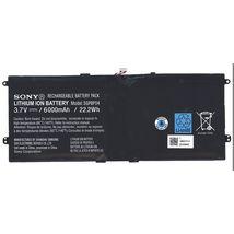 Оригинальная аккумуляторная батарея для планшета Sony SGPBP04 Xperia Tablet S GPT121 3.7V Black 6000mAhr 22.2Wh