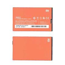 Оригинальная аккумуляторная батарея для смартфона Xiaomi BM20 Mi2S 3.7V Red 2000mAh 7.4Wh