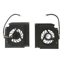 Вентилятор (кулер) для ноутбука HP Pavilion DV9000, DV9100, DV9200, DV9300, DV9400, DV9500, DV9600, DV9700, DV9800, 5V 0.4A 4pin Brushless