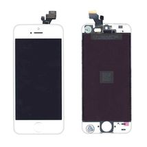 Матрица с тачскрином (модуль) для Apple iPhone 5 белый